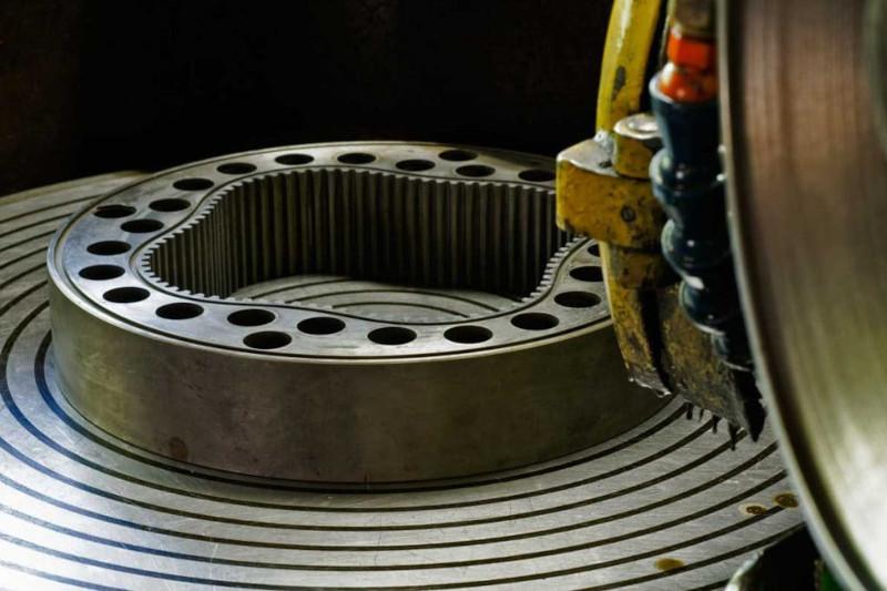 Jak działa silnik hydrauliczny?